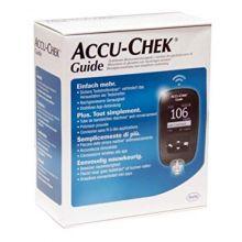 Glucometro Accu-Chek Guide Kit Completo Glucometri