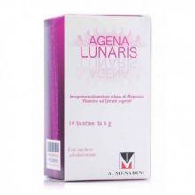 Agena Lunaris 14 Bustine Da 6g Per la donna