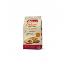 Agluten Croissant Albicocca 220g Altri alimenti senza glutine