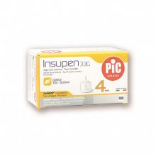 Ago Pic Insupen G33 4mm 100 Pezzi Aghi per insulina