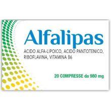ALFALIPAS 20CPR Polivalenti e altri