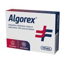 Algorex 30 Compresse Colesterolo e circolazione