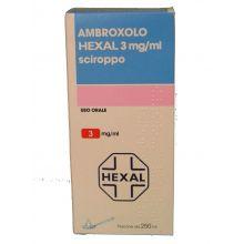 Ambroxolo Hexal Sciroppo Flacone 250 ml Mucolitici e fluidificanti
