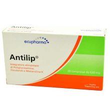 Antilip 20 Compresse Colesterolo e circolazione