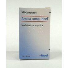 Arnica Compositum Heel 50 Compresse Compresse e polveri