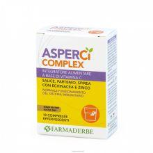 Asper Ci Complex 18 Compresse Difese immunitarie