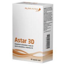 Astar 3D 60 Capsule Molli Per la vista