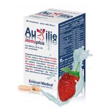 Auxilie Immuplus J 30 Compresse Masticabili Prevenzione CoronaVirus