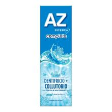 AZ Complete Fresh and Whitening Dentifricio + Colluttorio 75ml Dentifrici