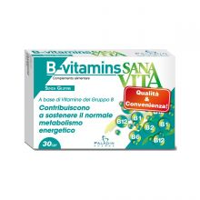 B-Vitamins Sanavita 30 Compresse Vitamina B
