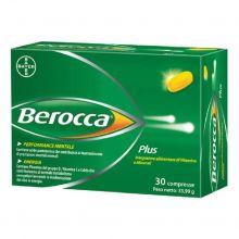 Berocca Plus 30 Compresse Multivitaminici