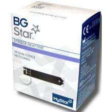 BGSTAR MYSTAR EXTRA 25 STRISCE Strisce glicemia