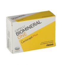 Biomineral One Lactocapil Plus 30 Compresse Integratori per capelli e unghie