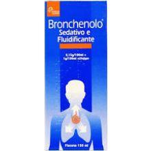 Bronchenolo Sedativo Fluidificante sciroppo 150 ml 026564070 Farmaci Per La Tosse Secca