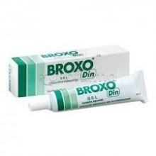 Broxodin Gel Gengivale 30 ml 0,2% 032036030 Disinfettanti per la bocca