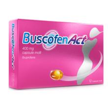 Buscofenact 12 Capsule 400 mg 041631021 Ibuprofene