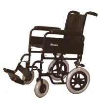 Carrozzina Pieghevole Standard Transito 110 kg seduta 46 cm Carrozzine e accessori