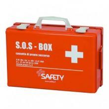 Cassetta Pronto Soccorso Vuota Metallo 46x30x14 CM 1 Pezzo Altri prodotti medicali