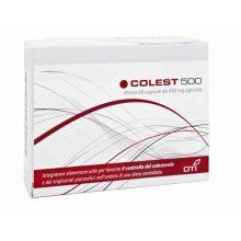 Colest 500 60 Capsule Colesterolo e circolazione