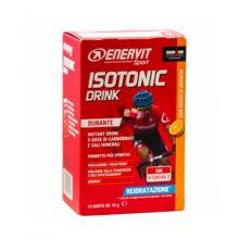 Enervit Sport Isotonic Drink Integratore Alimentare Gusto Arancia 10 Bustine Integratori Per Gli Sportivi
