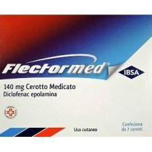 Flectormed 7 Cerotti medicati 140mg Farmaci Antinfiammatori