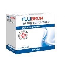 Fluibron 30 Compresse 30 mg Mucolitici e fluidificanti