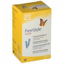 Freestyle Lancette 50 Pezzi Lancette pungidito
