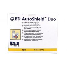 AGO BD AUTOSHIELD DUO G30 5MM Aghi per insulina