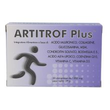 ARTITROF PLUS 30 COMPRESSE Ossa e articolazioni