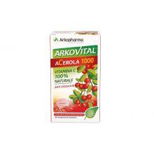 Acerola 1000 Confezione Convenienza Vitamina C