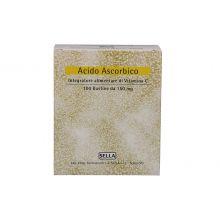 Acido Ascorbico 100 Bustine Vitamina C