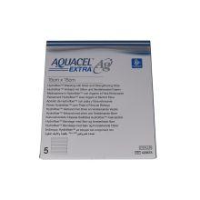 Aquacel Ag Extra Dressings 15x15cm 5 pezzi Medicazioni avanzate