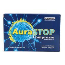 Aurastop 20 Compresse Tonici e per la memoria