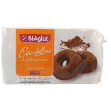 BIAGLUT CIAMBELLA LATTE&CACAO 180G Dolci senza glutine