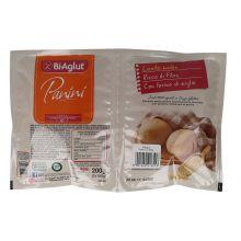 BIAGLUT PANINI 4X50G Pane senza glutine