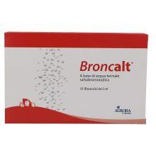BRONCALT STRIP 10 FLACONCINI DA 5ML Soluzioni per aerosol