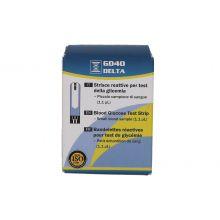 BRUNO GD 40 25 STRISCE GLICEMIA Strisce controllo glicemia