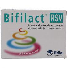 Bifilact RSV 30 capsule Fermenti lattici