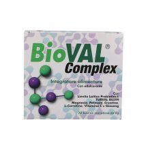 Bioval Complex Granulare 20 Bustine Polivalenti e altri