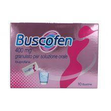 Buscofen Granulato 10 Bustine 400 mg 029396049 Ibuprofene