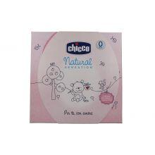 CHICCO COSMETICI NATURAL SENSATION COFANETTO REGALO PICCOLO GIRL ROSA Giochi per neonati e bambini