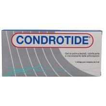 Condrotide Siringa Intra-articolare 2 ml 1 Infiltrazioni per ginocchio e articolazioni