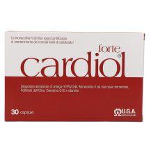 Cardiol Forte 30 Capsule Colesterolo e circolazione