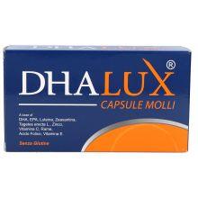 DHALUX 30 CAPSULE MOLLI Per la vista