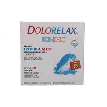 DOLORELAX ICE HOT CUSCINO RIUTILIZZABILE PER TERAPIA CALDO FREDDO 11CM X 26CM Altri prodotti medicali