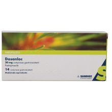Dosanloc 14 Compresse 20mg Antiacidi