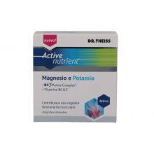 Dr. Theiss Active Nutrient  Magnesio e Potassio 20 Bustine Integratori Sali Minerali