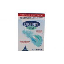 EMOFORM DENT PULIZIA PROFONDA DELLA DENTIERA 54 COMPRESSE Prodotti per dentiere e protesi dentarie
