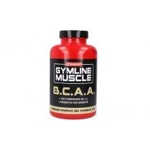 ENERVIT GYMLINE MUSCLE BCAA 300 COMPRESSE DA 1G Proteine e aminoacidi