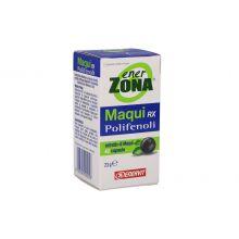 ENERZONA MAQUI RX CON POLIFENOLI 42 CAPSULE Alimenti sostitutivi